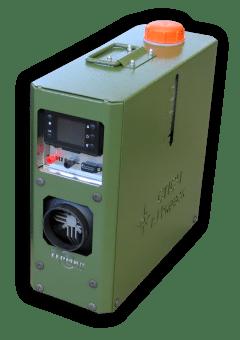 Мобильный дизельный нагреватель «Термик-Д» СПСЧ г.Ижевск